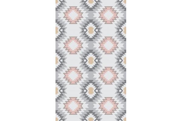 Aztec / B&W Honeycomb