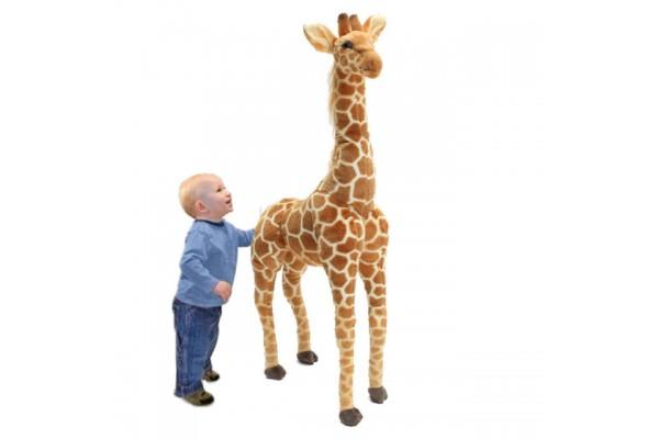 120cm plush giraffe